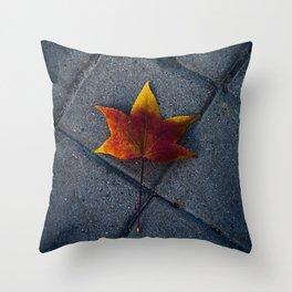 Inexorable Throw Pillow