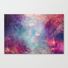 COLD-BLOODED Canvas Print
