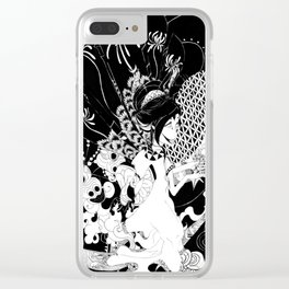 Vessels Clear iPhone Case