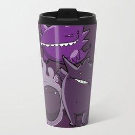 Pokémon - Number 92, 93 & 94 Travel Mug