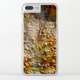 meEtIng wiTh IrOn no28 Clear iPhone Case