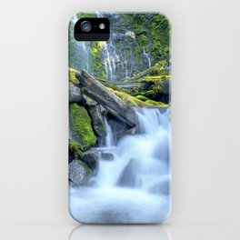 Waterfall - Proxy Falls iPhone Case