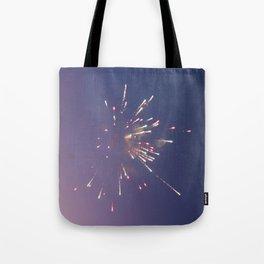 fire.cracker Tote Bag