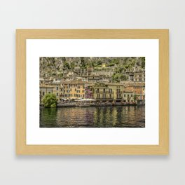Beautiful Italy Framed Art Print