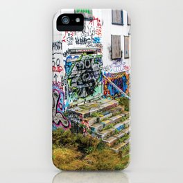 Trap House iPhone Case