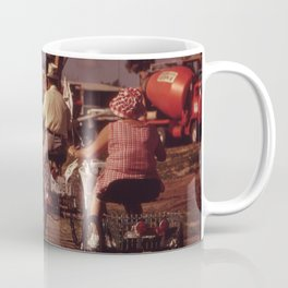 Tricycle Club Coffee Mug