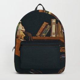 Joseph Christian Leyendecker - Newspaper - Digital Remastered Edition Backpack