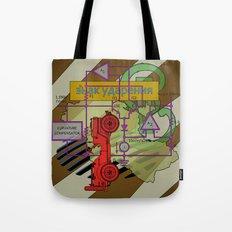 Compensatorial Tote Bag