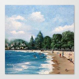 Mission Bay Canvas Print
