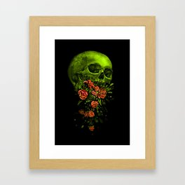 Vomit Framed Art Print