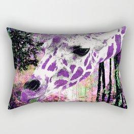GIRAFFE FANTASY ENCOUNTER FOREST DREAM Rectangular Pillow