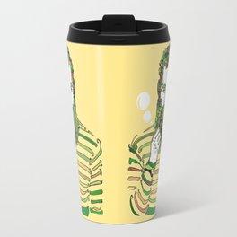 Sea Wolf Ghost (Yellow Version) Travel Mug