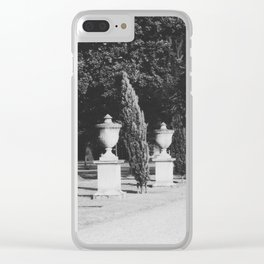 Classical Chiswick Clear iPhone Case