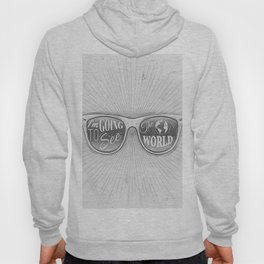 Going to see the world Hoody