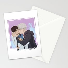 Kisses from Victor - Agape Stationery Cards