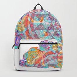 Serendipity Sri yantra Backpack