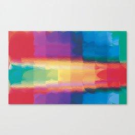 一一 Canvas Print