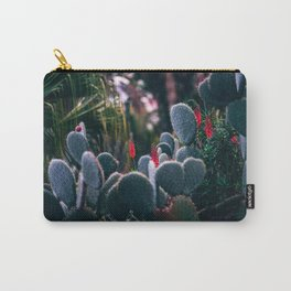 Paddle Cactus Carry-All Pouch