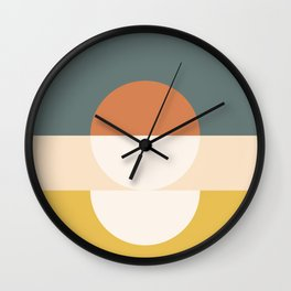 Abstract 02 Wall Clock