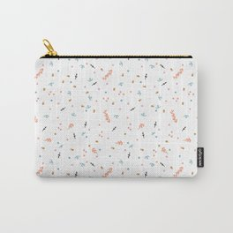Forest Confetti Carry-All Pouch