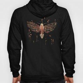 Anatomical Death's Head Hawk Moth Hoody