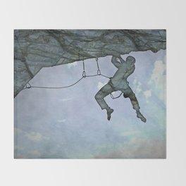 Climb On Throw Blanket