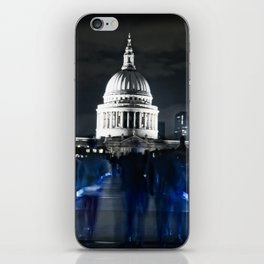 Ghosts of St Paul's iPhone Skin