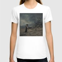 wind T-shirts featuring wind by Pavlo Tereshin