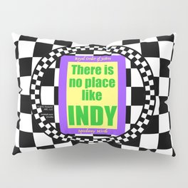 ROJ Speedway Mirth Pillow Sham