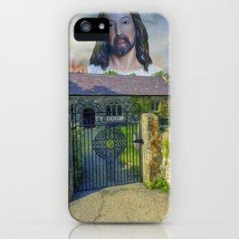 Keep Me Safe iPhone Case