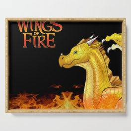 Wings of Fire Sunny Serving Tray