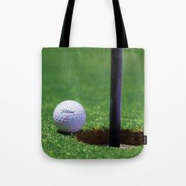 Golf Ball Tote Bag