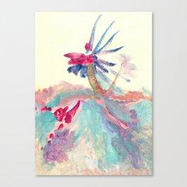 Along the Ridge Canvas Print