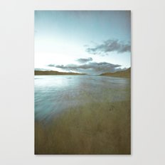 Down by the sea 2 Canvas Print
