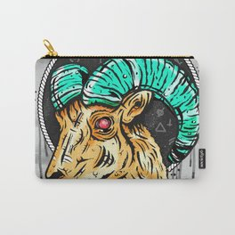 Demon Goat Carry-All Pouch
