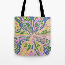 Earth Butterfly Tote Bag