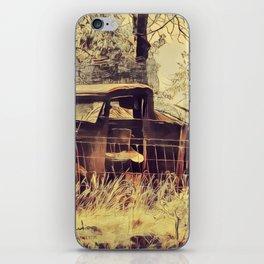 Vintage Truck - Mononoke iPhone Skin
