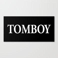 TomBoy Canvas Print