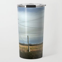 Arkansas Highway Travel Mug