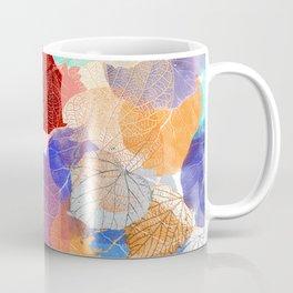 Leaf Mosaic 41 Coffee Mug