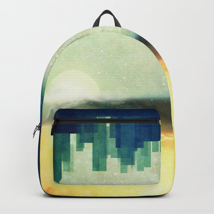 Parallel cities Backpack