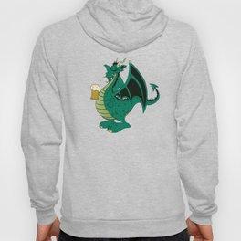 Green dragon Hoody