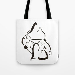 Aikido Series - 3 Tote Bag
