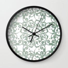Dusk Demask Wall Clock