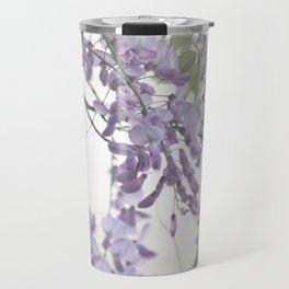 Wisteria Lavender Travel Mug