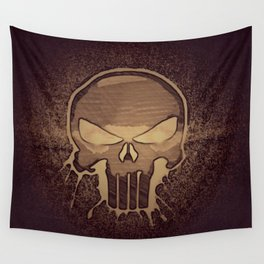 Death By Punishment Wall Tapestry