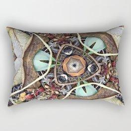 A Transformation No 1 Rectangular Pillow