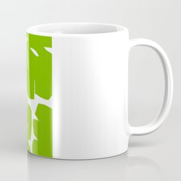Jungle Leaf Coffee Mug