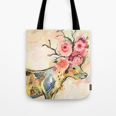 Flora•Fawna Tote Bag