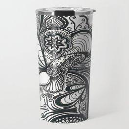 Doodle 1 Travel Mug